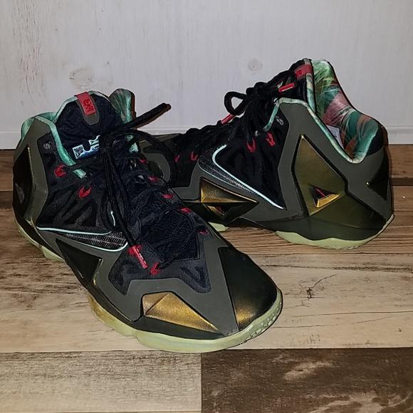 Nike Shoes | Lebron Xi 1 Kings Pride